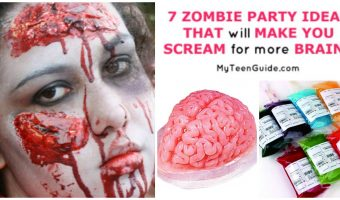 7 Zombie Party Ideas That Will Make You Scream For More Brains