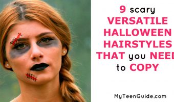 9 Scary Versatile Halloween Hairstyles That You Need To Copy