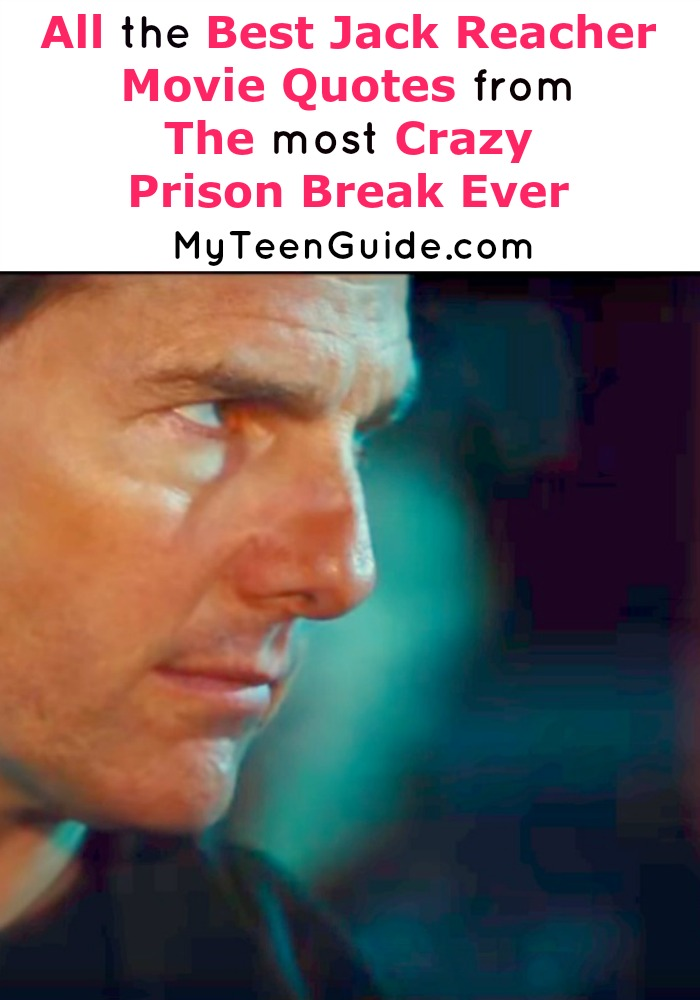 All the Jack Reacher movie quotes and trivia are going to get your heart racing and your head pumping! Check out all the insider details from this film.