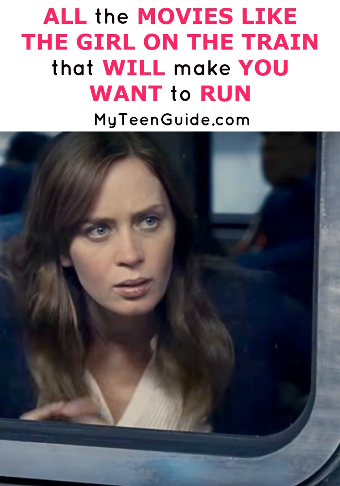 Caugh in the middle of a terrible nightmare! See all the movies like The Girl On The Train