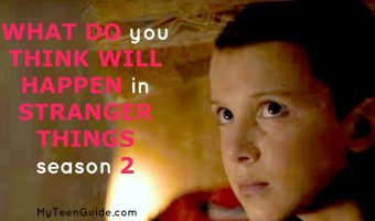 What Do You Think Will Happen In Stranger Things Season 2