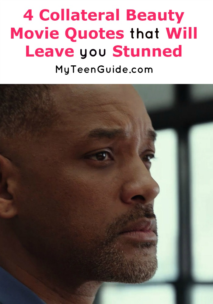 These Collateral Beauty movie quotes leave my heart aching for Will Smith's character. See the details on this new film, and bring two boxes of tissues.