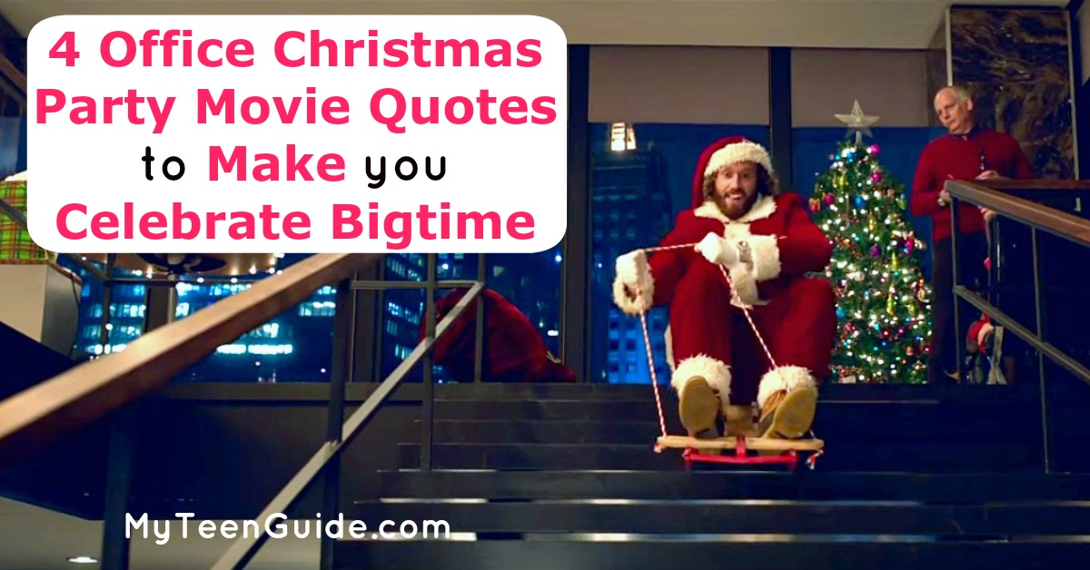 Office Christmas Party Movie.4 Office Christmas Party Movie Quotes To Make You Celebrate