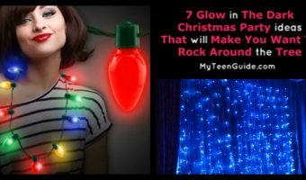 7 Glow In The Dark Christmas Party Ideas That Will Make You Want To Rock Around The Tree