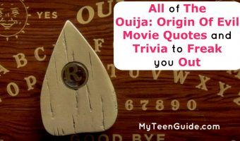 All Of The Ouija: Origin Of Evil Movie Quotes And Trivia To Freak You Out