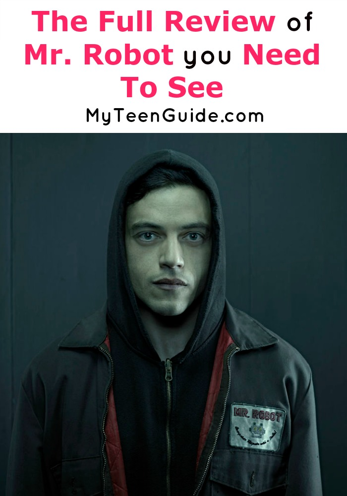 This Mr. Robot review will give you a closer look at the best parts, and why it should be on your list of shows to watch! See more about why this TV series is being called one of the best!