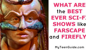 What Are The Best Ever Sci-Fi Shows Like Farscape And Firefly?