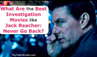 What Are The Best Investigation Movies Like Jack Reacher: Never Go Back?