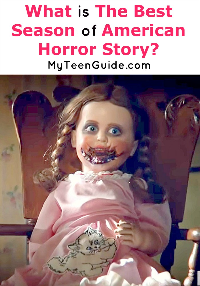 What Is The Best Season Of American Horror Story? The verdict is still out, but we've got all the details on the season we think is the best one yet. American Horror Story is definitely the TV show to watch if you like being creeped out!
