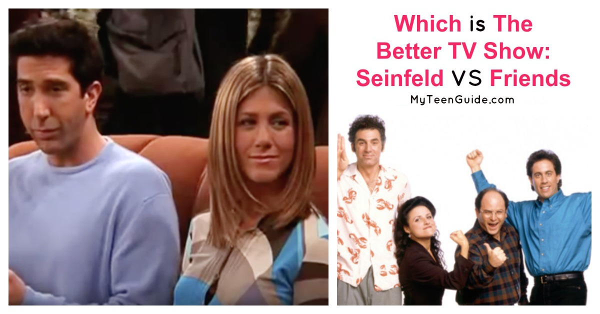 Which Is The Better TV Show: Seinfeld or Friends?