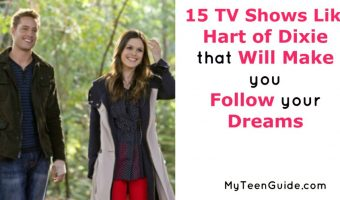 Looking for inspiration to follow your heart and dreams? These 15 TV shows like Hart of Dixie are just the inspiration you need, with a side of drama or fun!