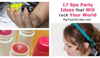 17 Spa Party Ideas That Will Rock Your World