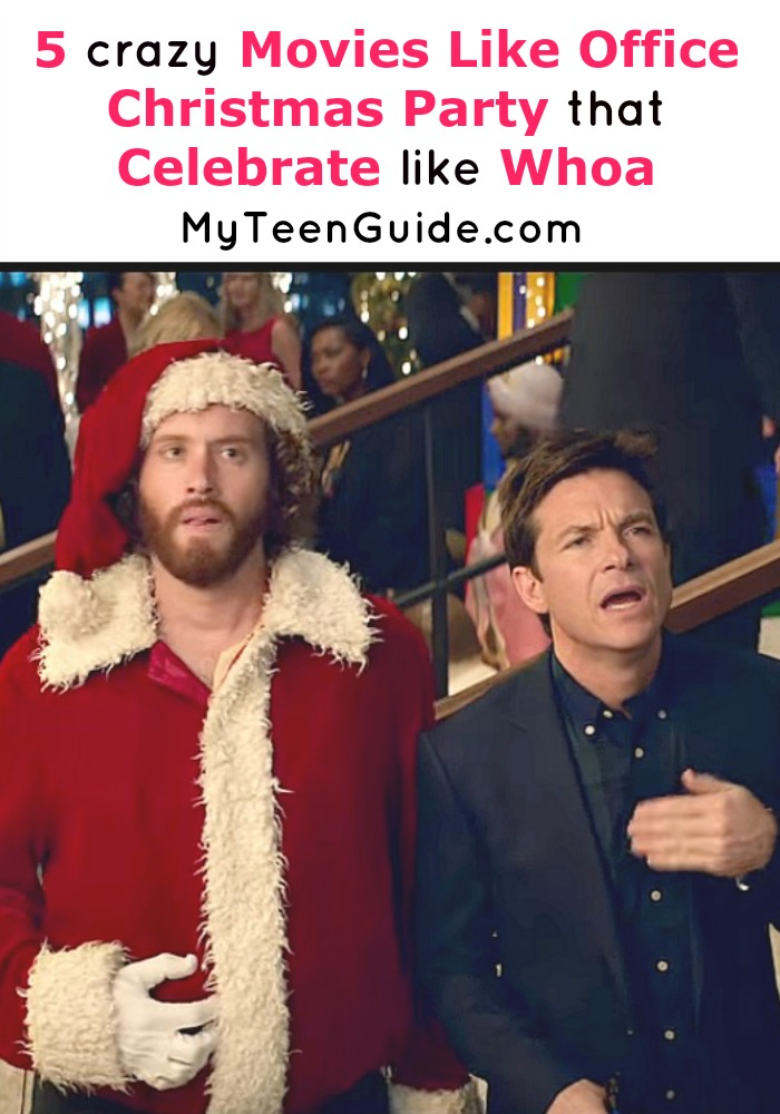 These movies like Office Christmas Party will have you laughing! If you are looking for a holiday comedy with a touch of Bad Santa, these are it!