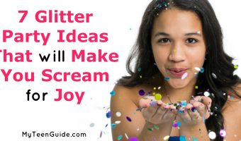 7 Glitter Party Ideas That Will Make You Scream For Joy