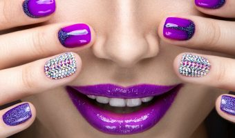 9 Glamorous New Year's Eve Nails That Will Have You Seeing Fireworks