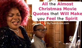 Almost Christmas Quotes.Deana T My Teen Guide