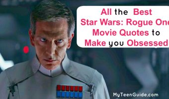 All The Best Star Wars: Rogue One Movie Quotes To Make You Obsessed