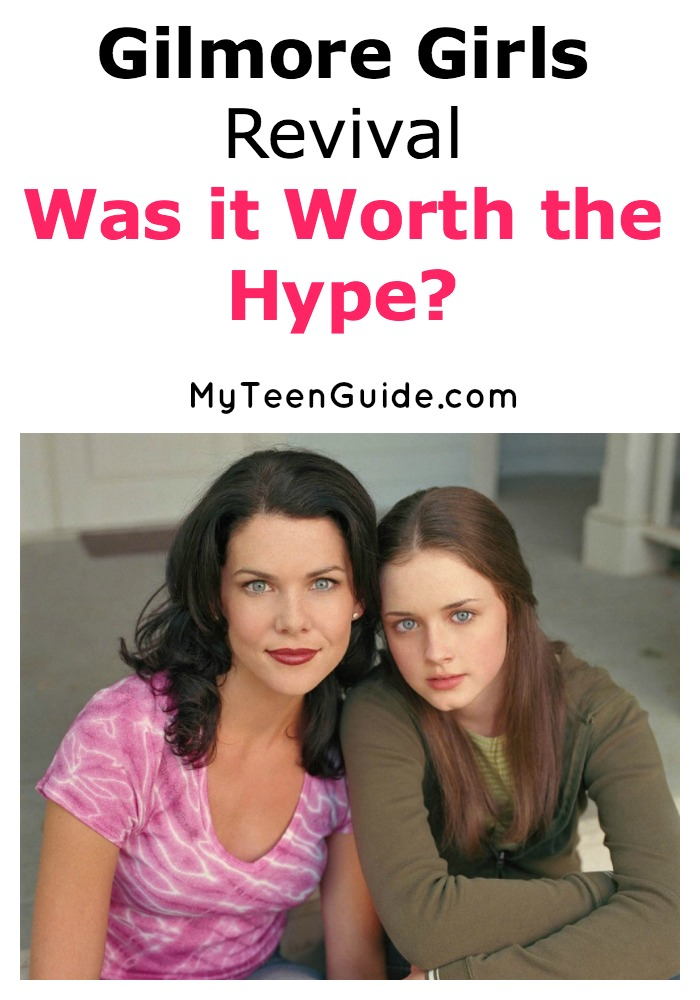 Read our Gilmore Girls' A Year In The Life review! Was it worth the hype? Were you shocked by the ending?