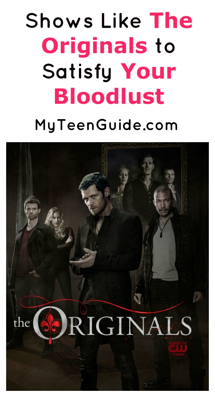 Vampires, vampires and MORE vampires! That's what you'll get when you tune in any or all of the following TV shows like The Originals. Grab the garlic, dust off the silver bullets and let the vampire watching begin!