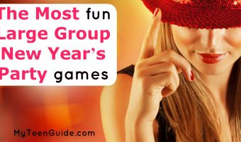 The Most Fun Large Group New Year's Eve Party Games
