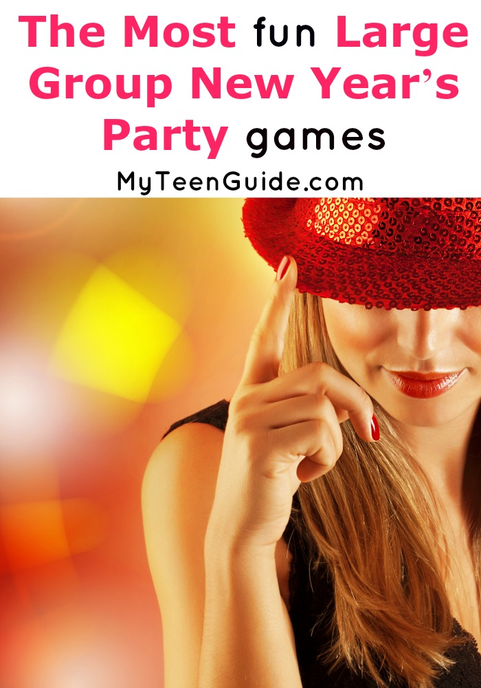 Looking for party games to start New Year's Eve off right? We've got a list of fun indoor games perfect for a large group before the clock strikes midnight!