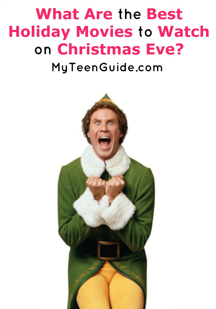 What Are The Best Holiday Movies To Watch On Christmas Eve