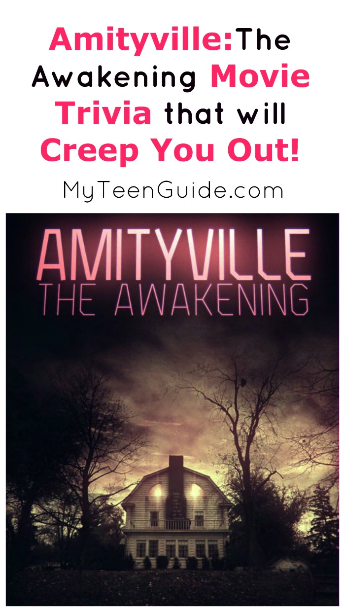 Get ready to be totally freaked out! We have the spookiest Amityville: The Awakening movie trivia right here for you.