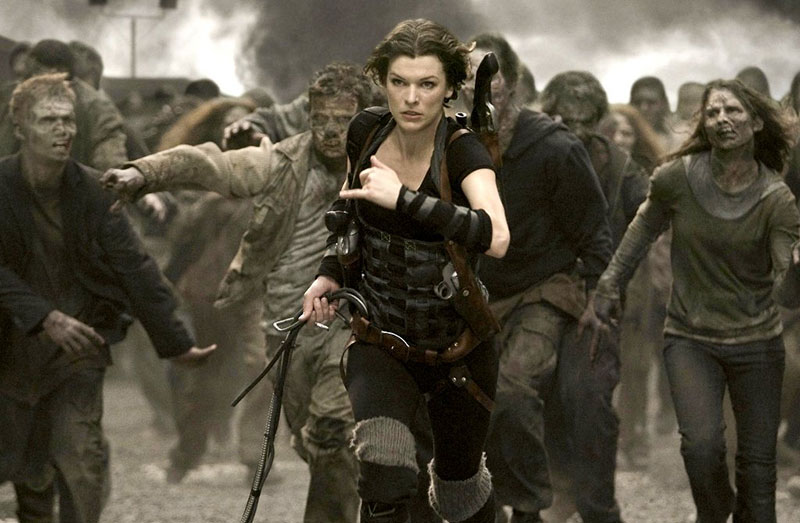 Image result for Resident Evil the Final Chapter Movie 2016