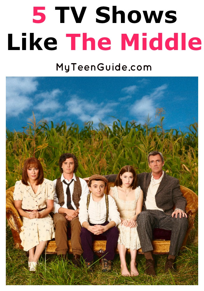Love shows about crazy families? Check out 5 TV shows like The Middle that will have you ROTFL!