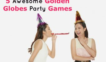 5 Awesome Golden Globes Party Games