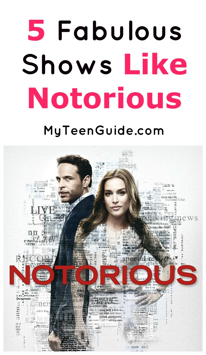 Looking for great TV shows like Notorious, now that the Piper Perabo drama has been canceled? We've got you covered! Check out these five!