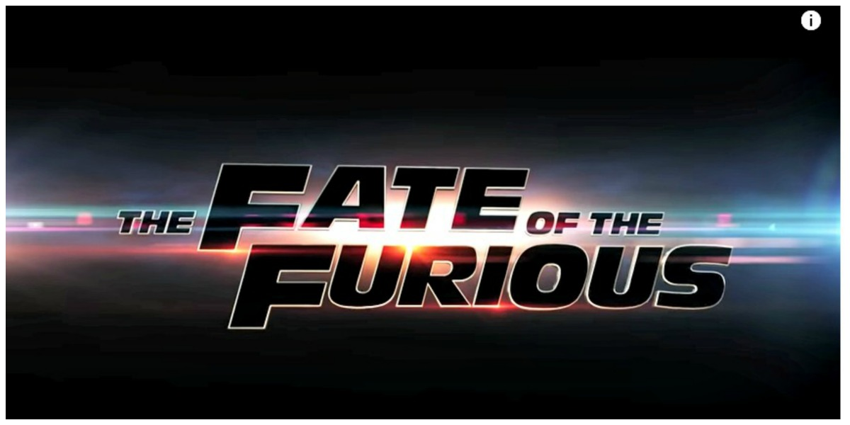 'The Fate of the Furious' official Movie Trailer has just arrived and I am speechless right now. The newest installment in the Fast & Furious franchise is going to be the biggest and the best of all the other movies in the franchise, in my humble opinion! Read my review to see why! But first, watch the trailer below.