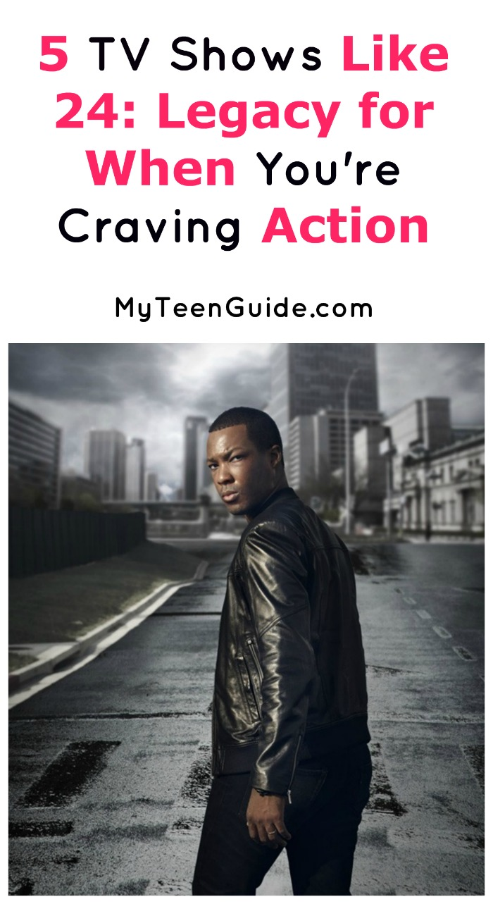 Craving action, adventure and intrigue but don't have time to become an international spy? Check out these TV shows like 24: Legacy to add to your watch list!