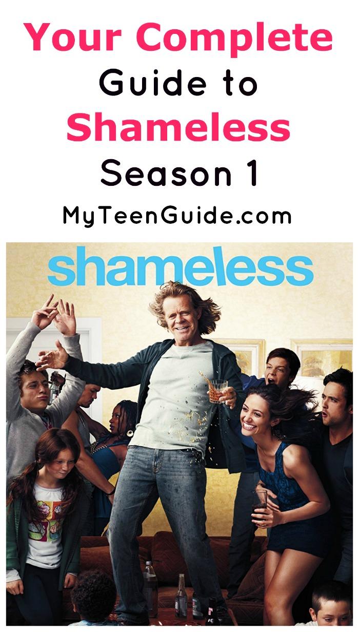 your guide to shameless season 1 myteenguide