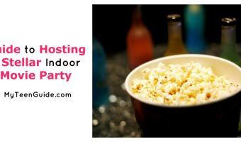 Your Complete Guide to Hosting a Stellar Indoor Movie Party