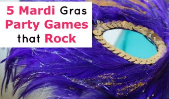 5 Mardi Gras Party Games that Rock