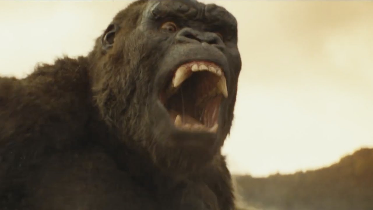 King Kong Skull Island Movies