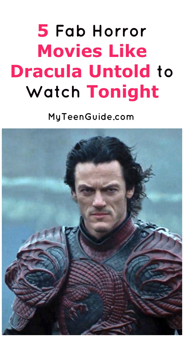 Looking for more vampire movies like Dracula Untold that blend horror, action and history? Check out 5 more awesome flicks we think you'll love!