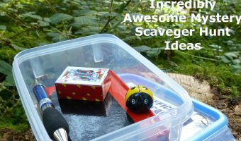3 Spectacularly Fun Mystery Scavenger Hunt Ideas