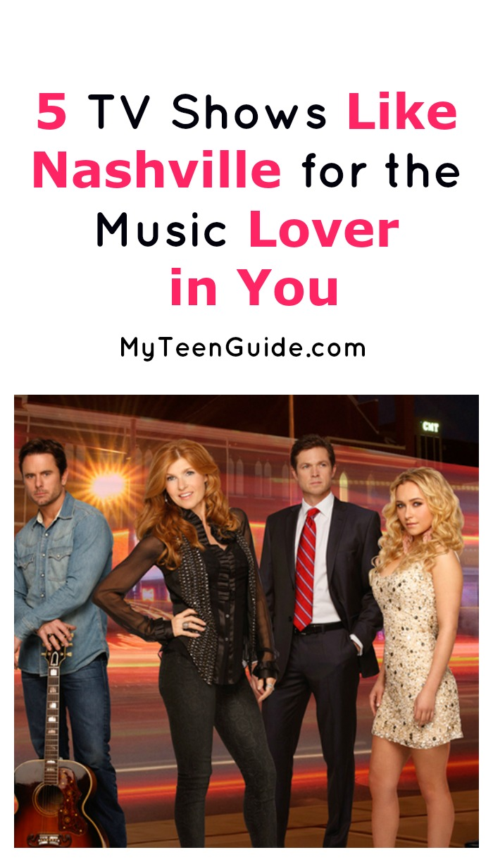 These 5 awesome TV shows like Nashville will have your inner musician singing! Check them out now!