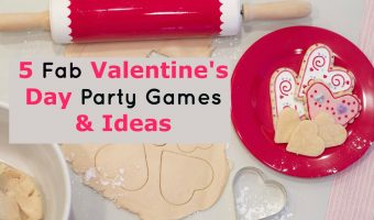 5 Fab Valentine's Day Party Games for Your Squad