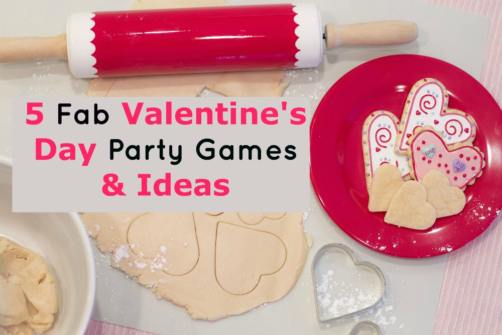 valentines day games for teens