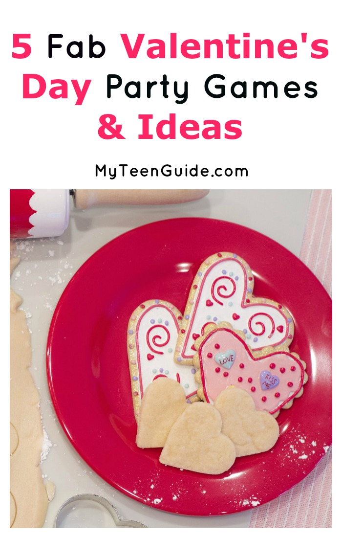 Looking for fun Valentine's Day party games? Check out 5 great ideas that your guests will love!