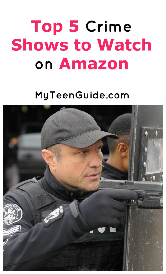 In the mood for a good whodunit or police procedural? Check out our picks for the five best crime TV shows to watch on Amazon Prime!