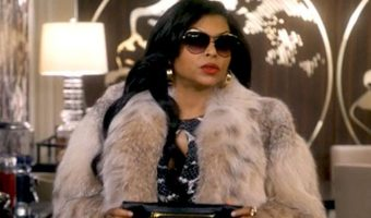 8 Pics of Cookie Lyon in Sunglasses That Prove She's Fit to Rule an Empire