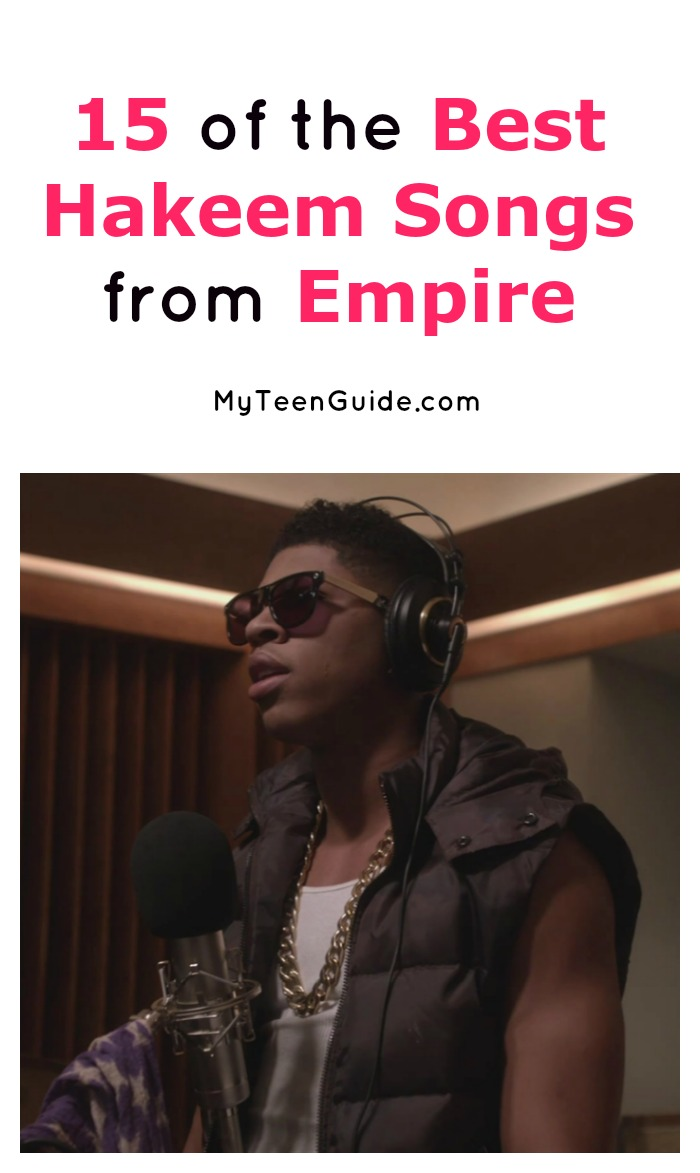 Feeling the urge to dance the night away? Get your groove on with these 15 of the best Hakeem songs from Empire TV show! Check them out!