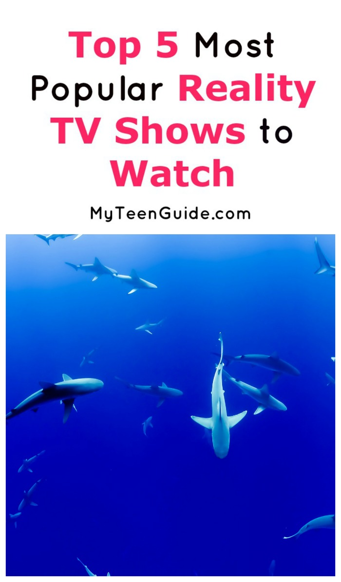 Ever wonder about the most popular reality TV shows? Check out these 5 that make the top of all the lists!