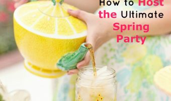 Guide to Throwing the Ultimate Spring Party