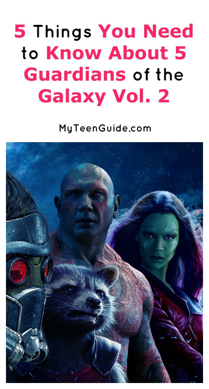 Test your superhero knowledge with these five Guardians of the Galaxy Vol 2 Movie Trivia facts! Check them out!