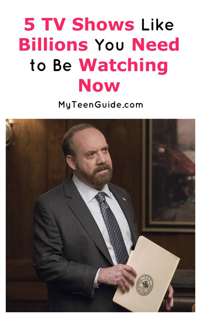 Are you watching these 5 TV shows like Billions? Check them out and add them to your streaming list asap!